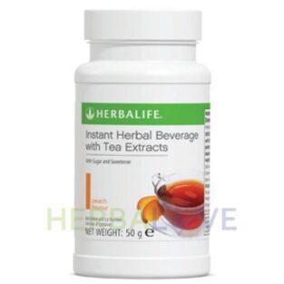 Στιγμιαίο Ρόφημα Βοτάνων 50g (Γεύση ροδάκινο) Herbalife