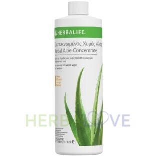 Herbalife Συμπυκνωμένος Χυμός Αλόης (Γεύση Μάγκο)