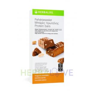 Μπάρα πρωτεΐνης γεύση Σοκολάτα-Φυστίκι 14 τεμάχια Herbalife