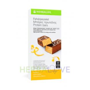 Μπάρα πρωτεΐνης γεύση Σοκολάτα-Λεμόνι 14 τεμάχια Herbalife