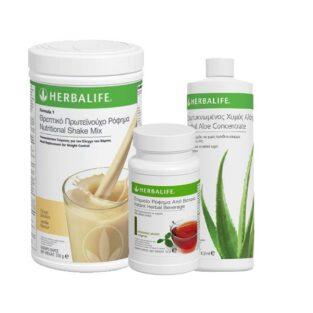 Πλήρες Πρόγραμμα Πρωινού Breakfast Boost Herbalife