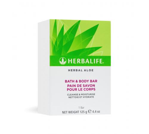 Σαπούνι Σώματος Herbal Aloe-125g Herbalife